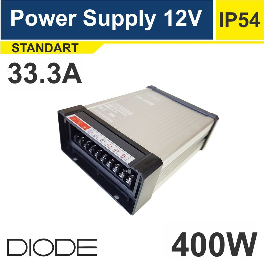 Блок питания IP54 400W