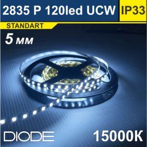 Светодиодная лента SMD2835 120led UCW