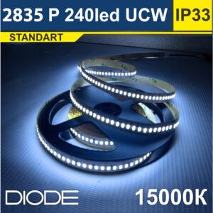 Светодиодная лента SMD2835 240led 15000К