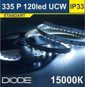 Светодиодная лента SMD335 15000К