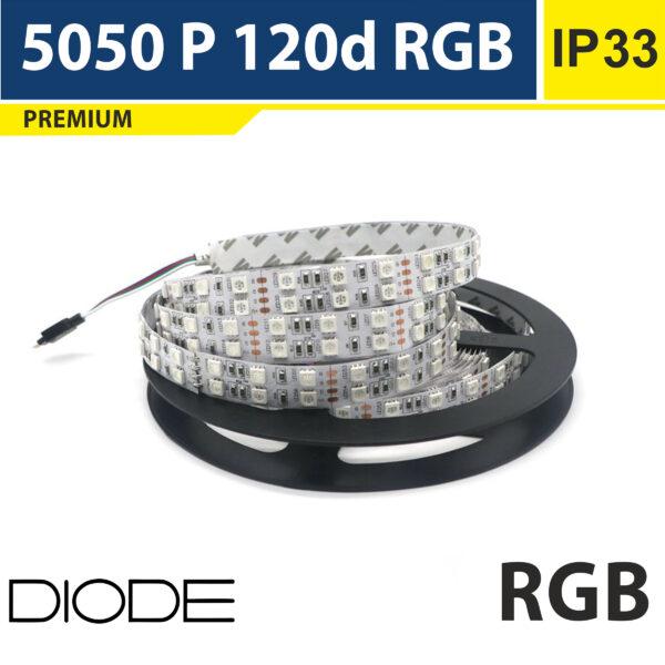 Светодиодная лента SMD5050 RGB/2