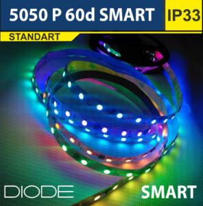 Светодиодная лента SMD5050 Smart